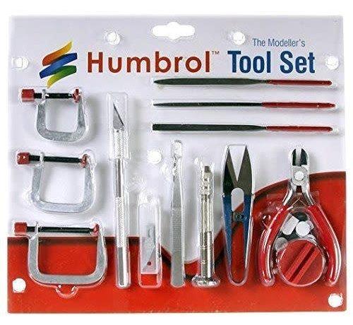 Humbrol - HMB AG9159 - Medium Tool Set