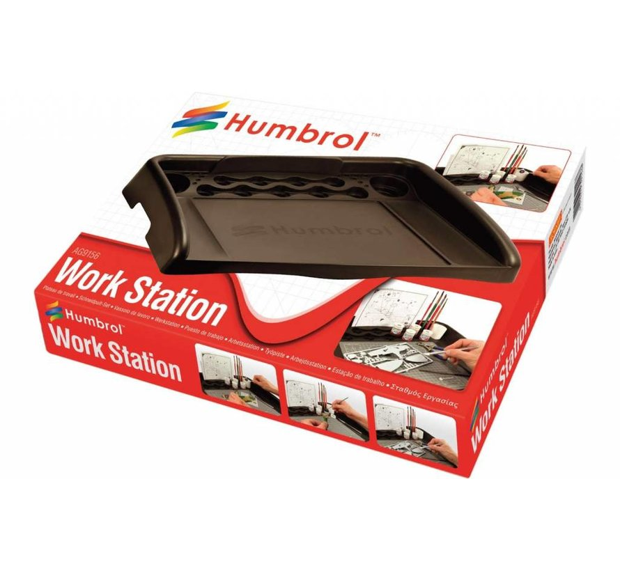 AG9156 - Accessories, Modellers Work Station