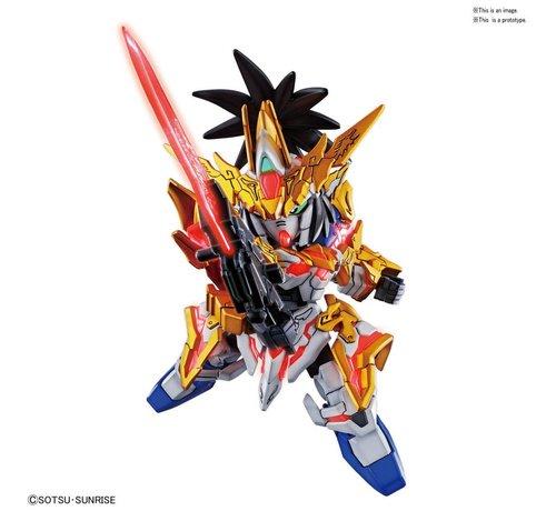 "BANDAI MODEL KITS 5056753 Liu Bei Unicorn Gundam  ""SD Sangoku Soketsuden"", Bandai SD"