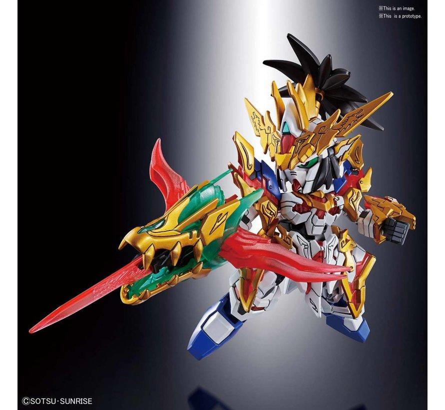 "5056753 Liu Bei Unicorn Gundam  ""SD Sangoku Soketsuden"", Bandai SD"