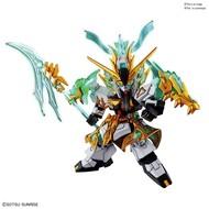 BANDAI MODEL KITS Guan Yu Yun Change Nu Gundam  SD
