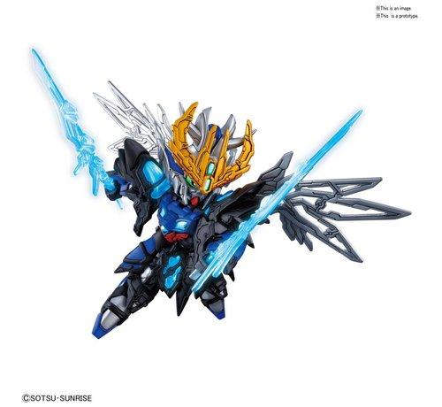 "BANDAI MODEL KITS 5056768 Cao Cao Wing Gundam  ""SD Sangoku Soketsuden"", Bandai SD"