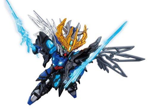 BANDAI MODEL KITS Cao Cao Wing Gundam  SD