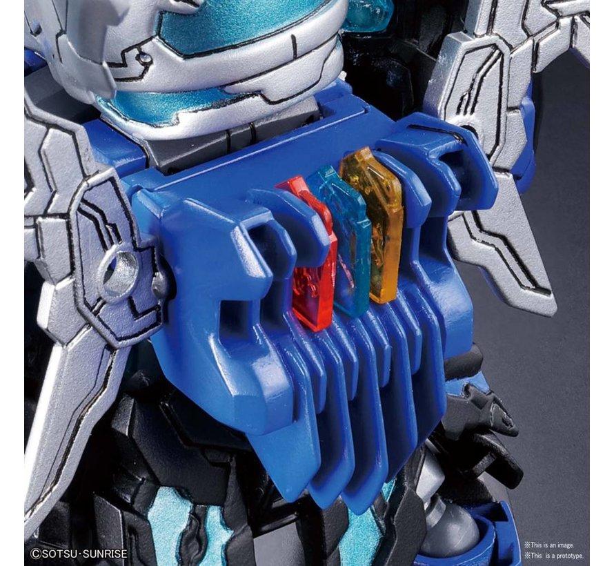 """5056768 Cao Cao Wing Gundam  """"SD Sangoku Soketsuden"""", Bandai SD"""