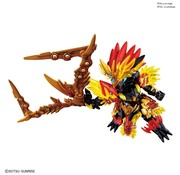 BANDAI MODEL KITS Sun Jian Gundam Astray SD