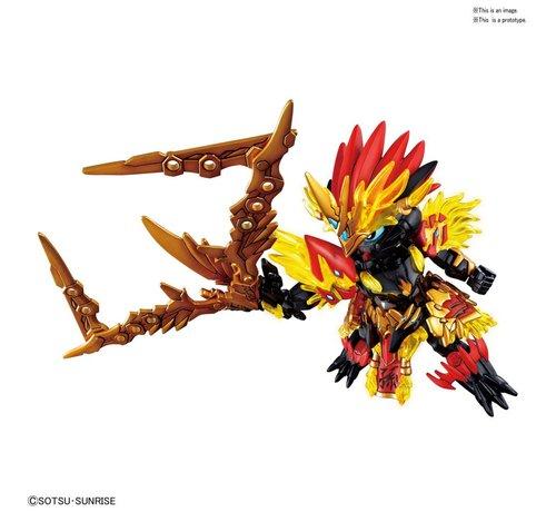 """BANDAI MODEL KITS 5056769 Sun Jian Gundam Astray  """"SD Sangoku Soketsuden"""", Bandai SD"""