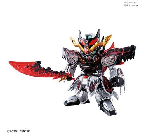 "BANDAI MODEL KITS 5056770 Dong Zhuo Providence Gundam  ""SD Sangoku Soketsuden"", Bandai SD"