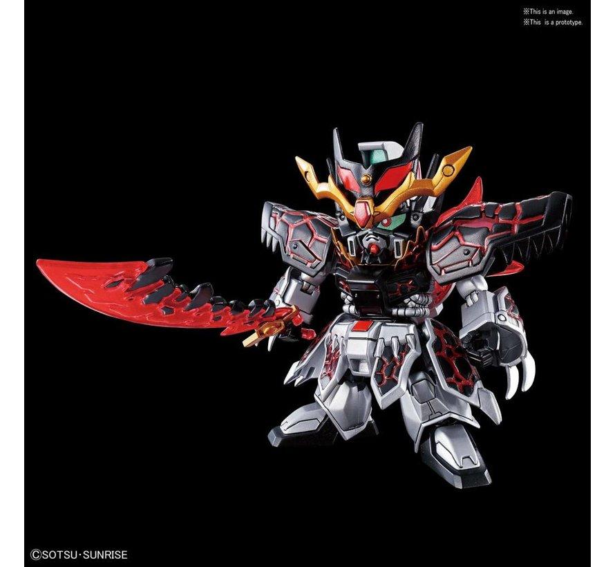 "5056770 Dong Zhuo Providence Gundam  ""SD Sangoku Soketsuden"", Bandai SD"