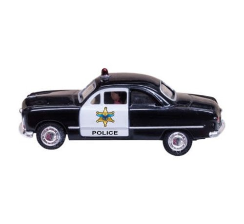 WOO - Woodland Scenics 785- JP5613 Police Car N