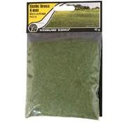WOO - Woodland Scenics 785- FS618 Static Grass, Medium Green 4mm