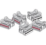 WOO - Woodland Scenics 785- JP5686 Splicer Plugs