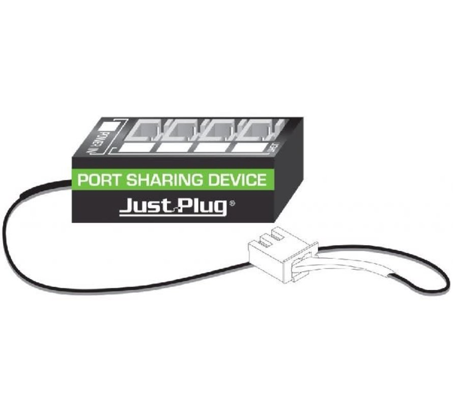 JP5681 Port Sharing Device