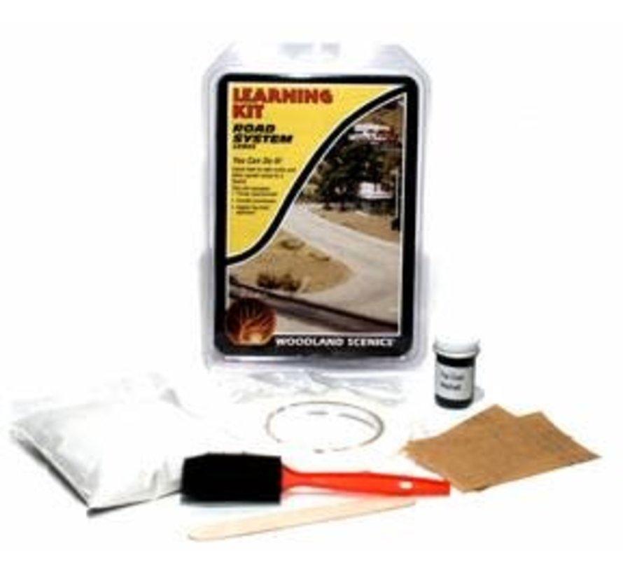 LK952 Roads & Pavement Building Kit