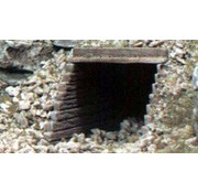 WOO - Woodland Scenics 785- HO Culvert  Timber 2