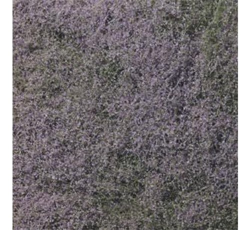 WOO - Woodland Scenics 785- F177 Flowering Foliage Bag  Purple/100si