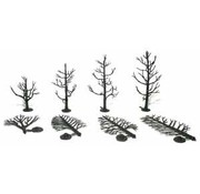 "WOO - Woodland Scenics 785- TR1123 Deciduous Tree Armatures, 5""-7"" (12)"