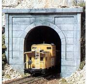 WOO - Woodland Scenics 785- C1152 N Single Tunnel Portal  Conc 2