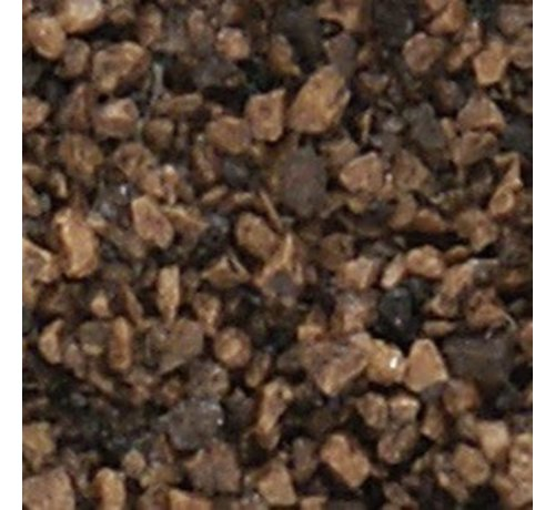 Woodland Scenics (WOO) 785- B85 Coarse Ballast Bag Dark Brown/18ci