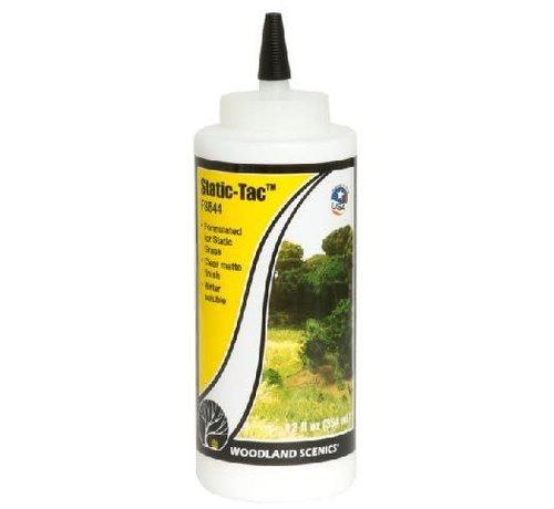 WOO - Woodland Scenics 785- FS644 Static-Tac Adhesive (12 fl.oz. Bottle)
