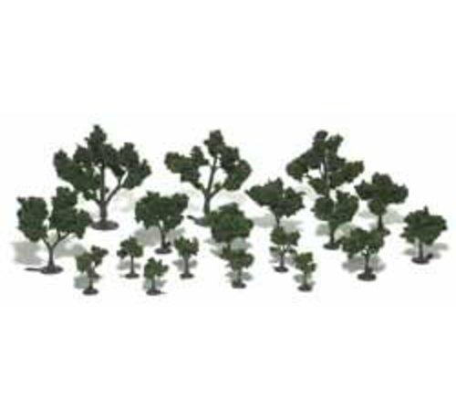 WOO - Woodland Scenics 785- TR1111 Deciduous Tree Kit  3/4 -3  21