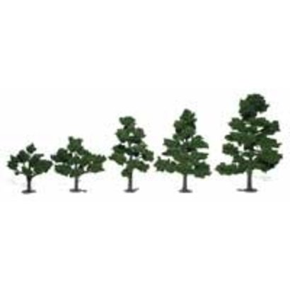 WOO - Woodland Scenics 785- TR1112 Deciduous Tree Kit  3 -7  6