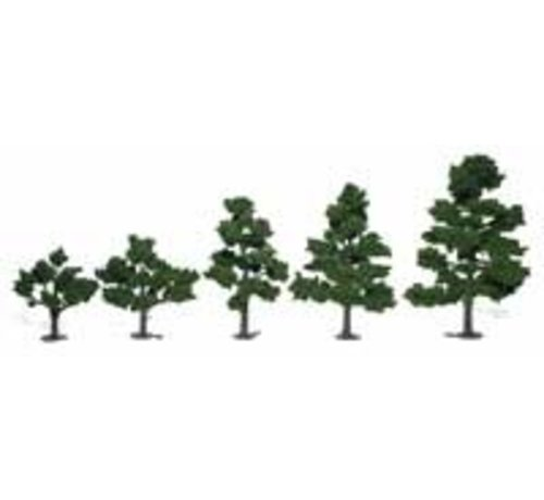 WOO - Woodland Scenics 785- TR1112 Deciduous Tree Kit  3 -7  6