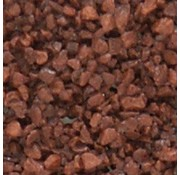 WOO - Woodland Scenics 785- B84 Coarse Ballast Bag  Iron Ore/18ci