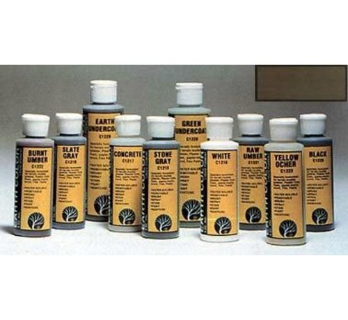 Woodland Scenics (WOO) 785- C1229 Earth Color Undercoat Earth 8 oz