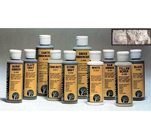 Woodland Scenics (WOO) 785- C1217 Earth Color Concrete 4 oz