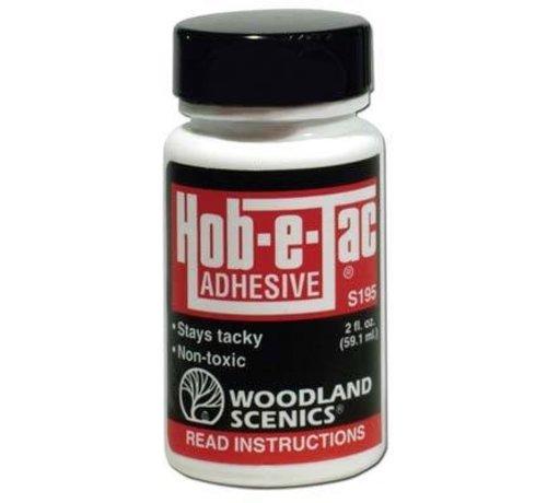 Woodland Scenics (WOO) 785- S195 Hob-E-Tac Adhesive 2 oz