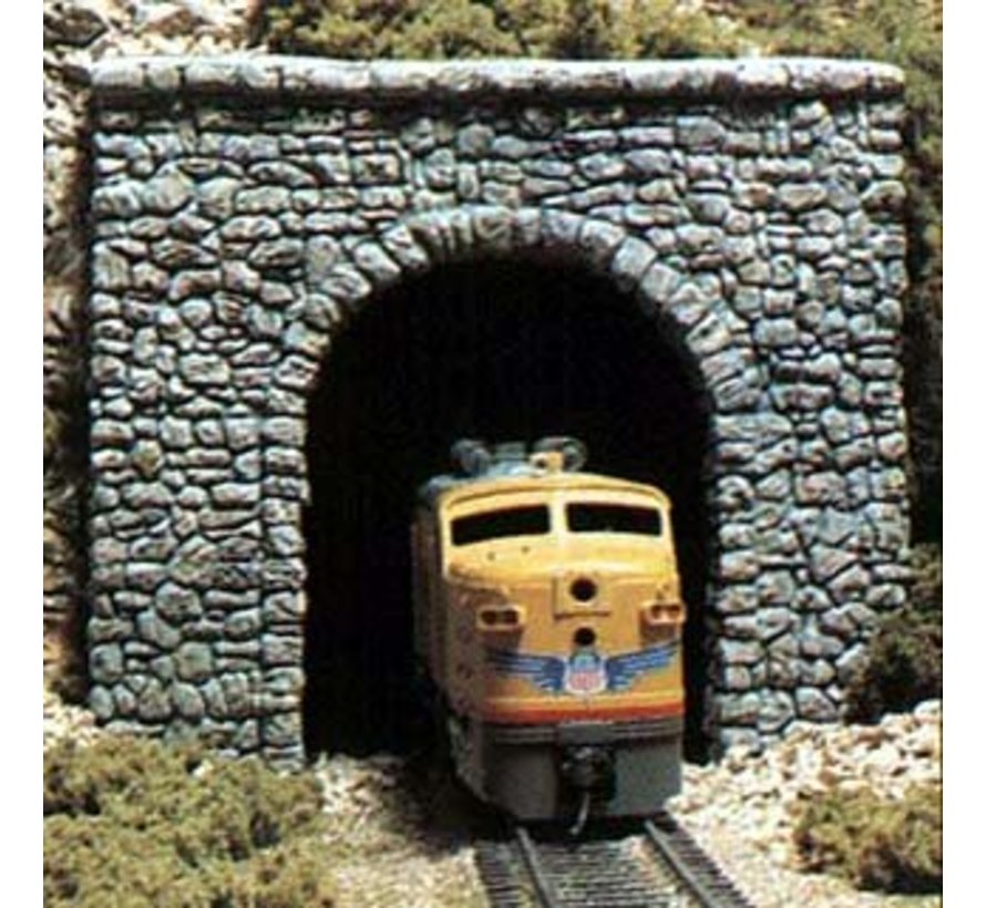 C1255 HO Single Tunnel Portal  Random