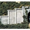 WOO - Woodland Scenics 785- HO Retaining Wall Conc 3