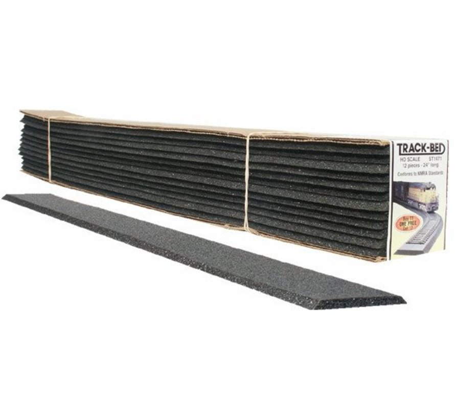 ST1472 N 2  Track-Bed Strips 12
