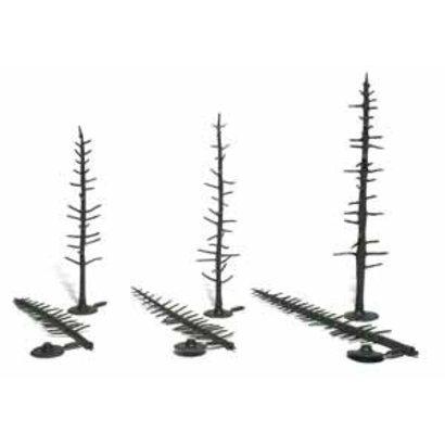 WOO - Woodland Scenics 785- Pine Tree Armatures  4 -6  44
