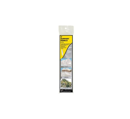 WOO - Woodland Scenics 785- C1173 Support Panels  4  4