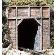Woodland Scenics (WOO) 785- C1154 N Single Tunnel Portal  Timber 2