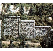 Woodland Scenics (WOO) 785- C1161 N Retaining Wall  Random Stone 6