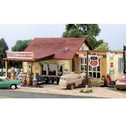 WOO - Woodland Scenics 785- N KIT Sonny's Super Service