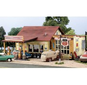 Woodland Scenics (WOO) 785- N KIT Sonny's Super Service