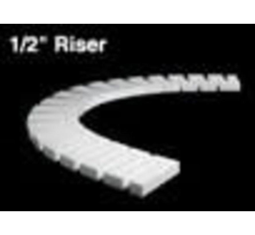 """ST1406 1:2"""" Riser 2' each (4) *"""