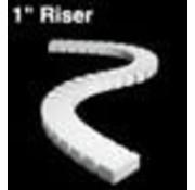 """Woodland Scenics (WOO) 785- ST1407 1"""" Riser 2' each (4)"""