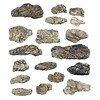 WOO - Woodland Scenics 785- Ready Rocks  Surface Rocks