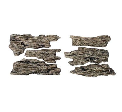 Woodland Scenics (WOO) 785- C1136 Ready Rocks  Shelf Rocks