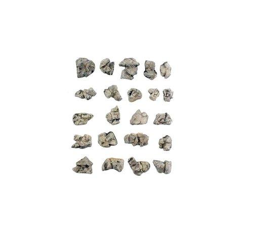 WOO - Woodland Scenics 785- C1142 Ready Rocks  Boulder Rocks