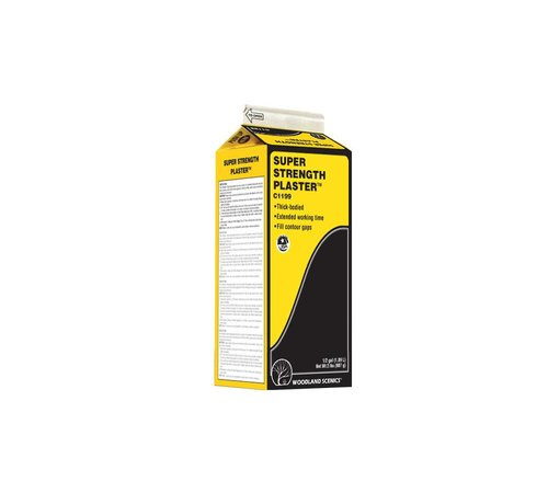 WOO - Woodland Scenics 785- C1199 Super Strength Plaster