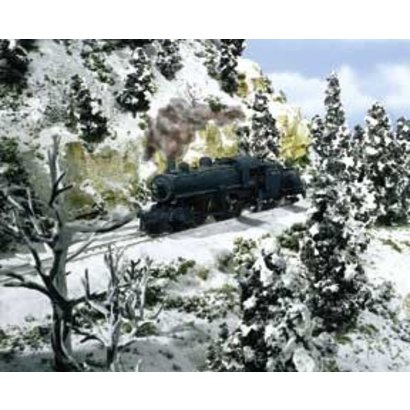 WOO - Woodland Scenics 785- SN140 Soft Flake Snow Shaker  50ci