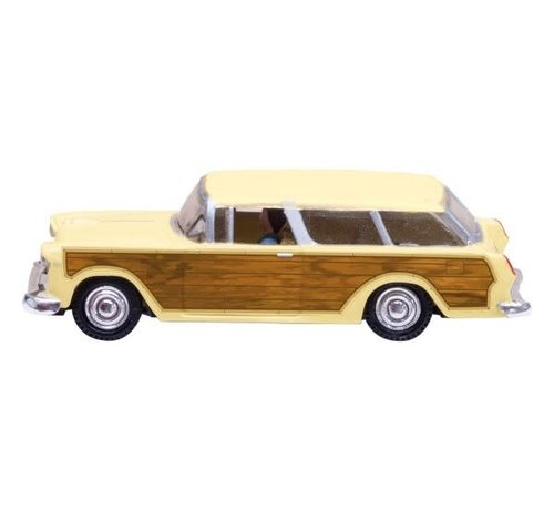 WOO - Woodland Scenics 785- N Just Plug Station Wagon
