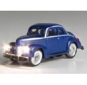 WOO - Woodland Scenics 785- N Just Plug Blue Coupe