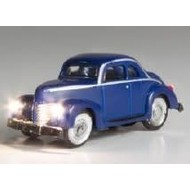 WOO - Woodland Scenics 785- N Just Plug Blue Coupe