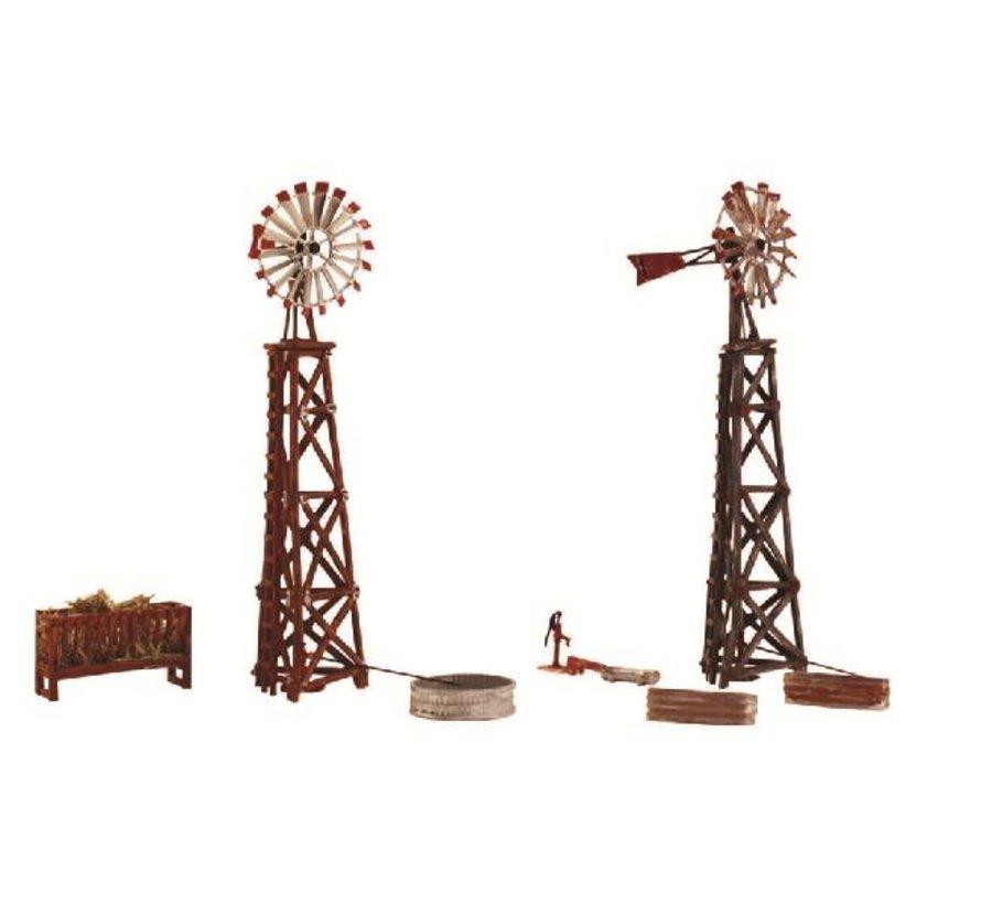 N Pre-Fab Building Windmills (2)